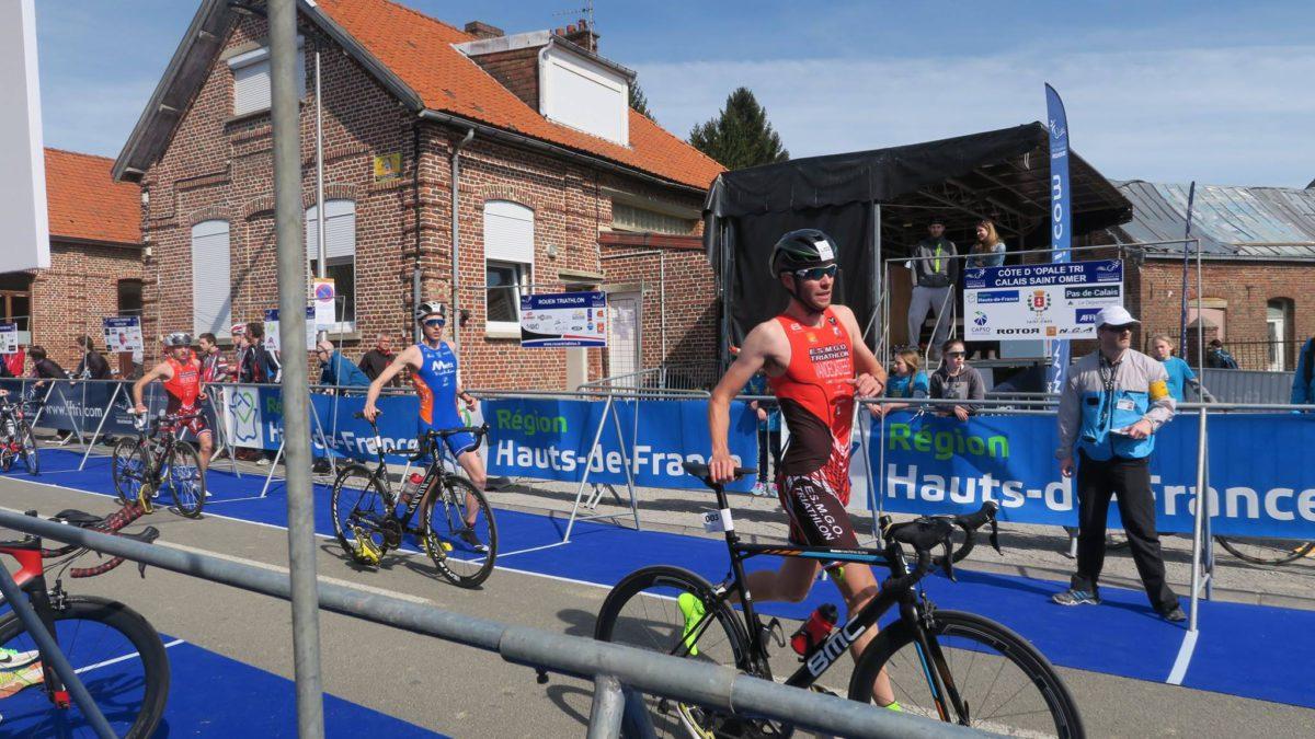 Claisse en Laurens beste Belgen op Frans kampioenschap