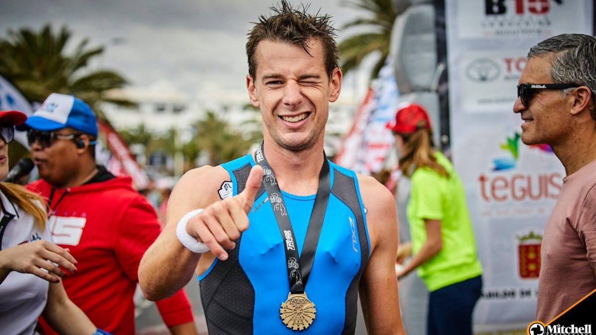 Belgen pakken podiumplaatsen in Lanzarote