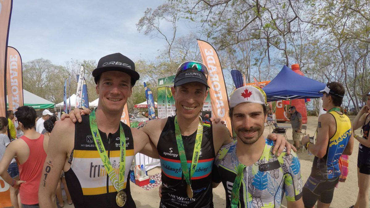 Alleen ex-wereldkampioen sterker dan Kris Coddens in Costa Rica
