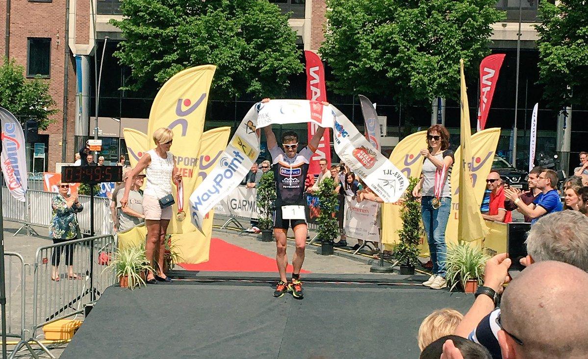 """Leuven organiseert voor laatste keer halve triatlon: """"Back to the roots…"""""""