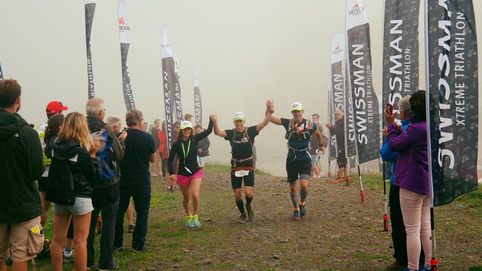 Dieter Debruyne 6de in extreme Swissman