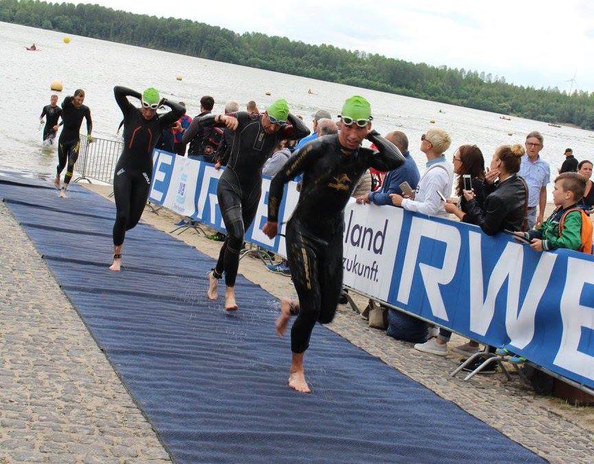 Drie Belgen in top-10 in Indeland triatlon in Duitsland