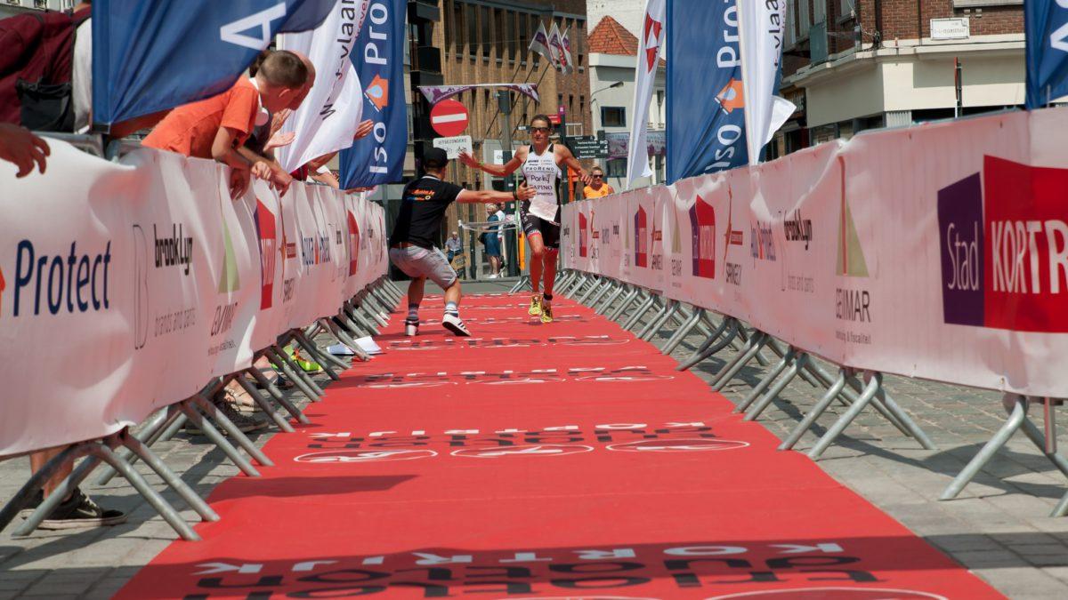 Laurens en Geldhof zegevieren in Kortrijk