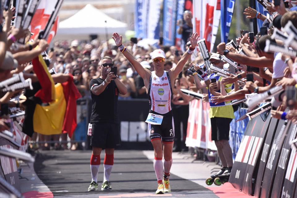 Frederik Van Lierde voor 4de keer in Nice