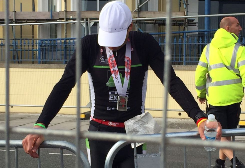 Vijf Belgen in top-30 in Ironman Wales