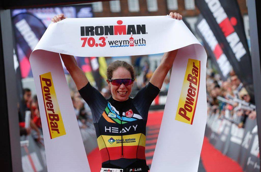 Verstuyft pakt eerste 70.3 Ironman zege