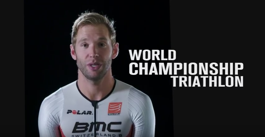 Bart Aernouts nodigt je uit voor de Sportoase Triathlon Night