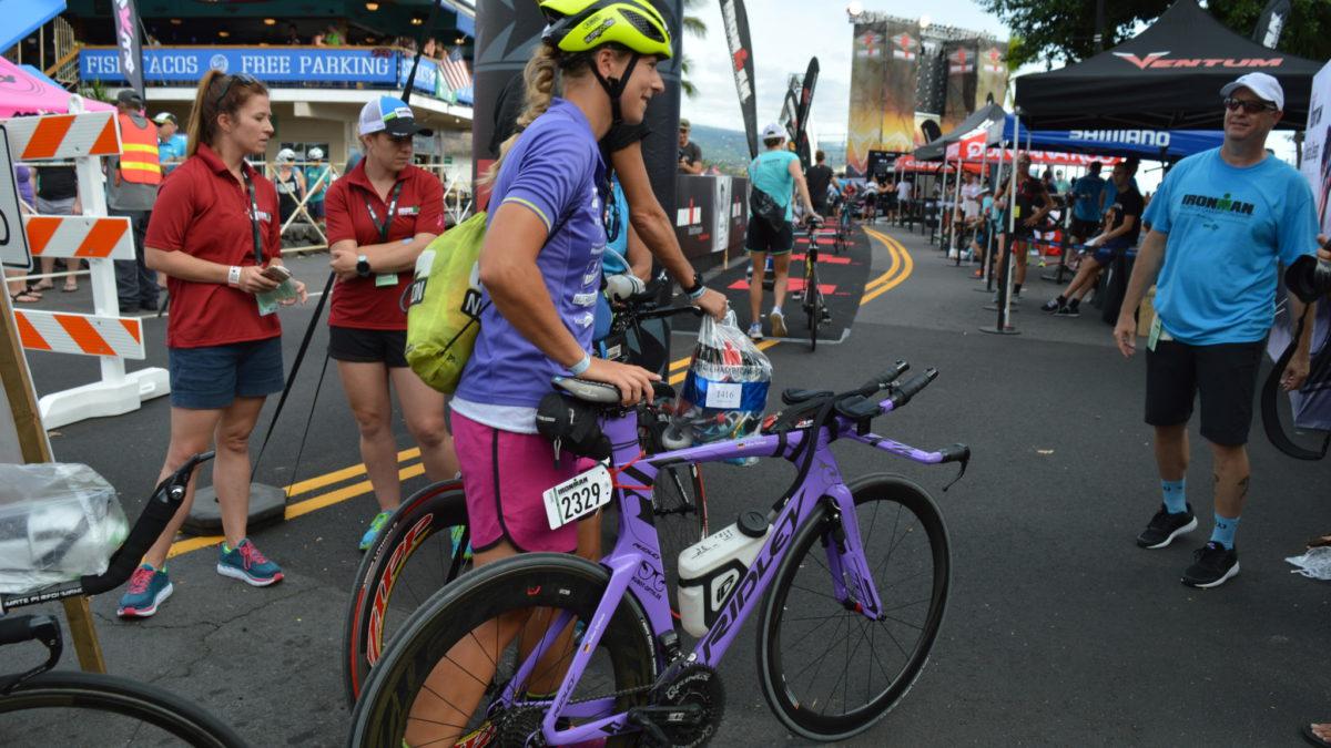 4 x zoveel Ridley in Kona bike count, Cervelo op kop