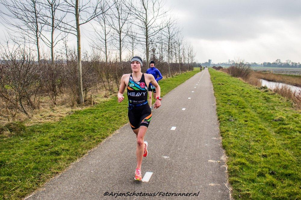 Belgische triatleten pakken 3 op 4 in Vlissingen