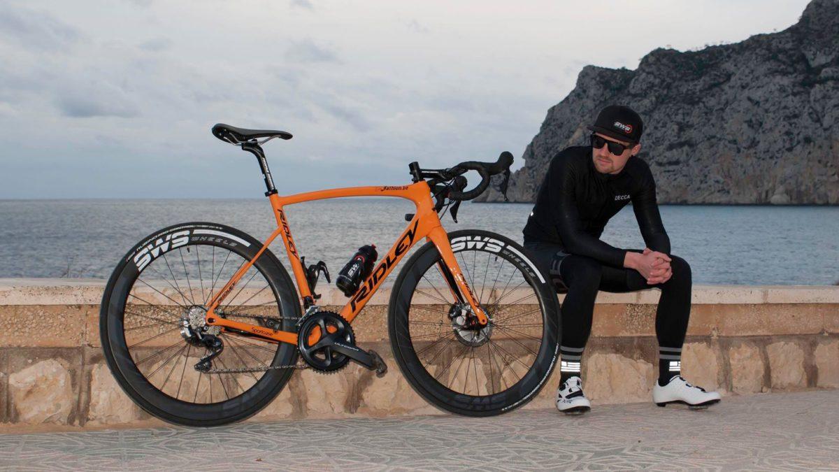 Blijven plakken bij Vuelta Turistica – 3athlon.be goes Calpe 1