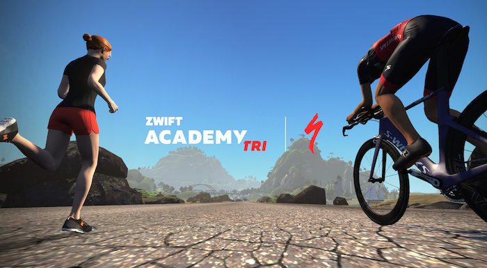 Zwift Academy Tri Team rekruteert