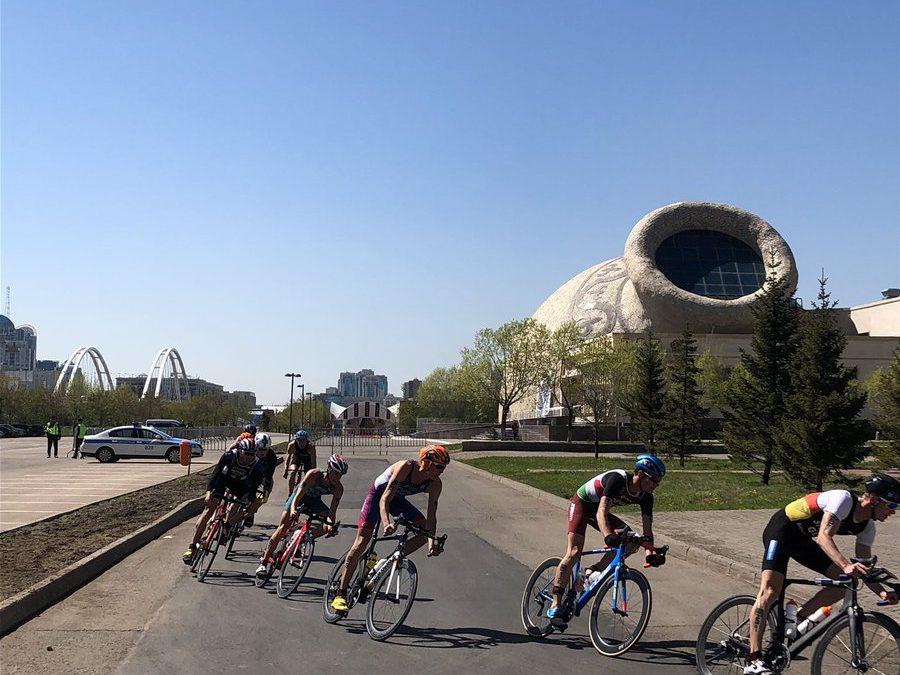 Astana duurt ronde te lang voor Denteneer