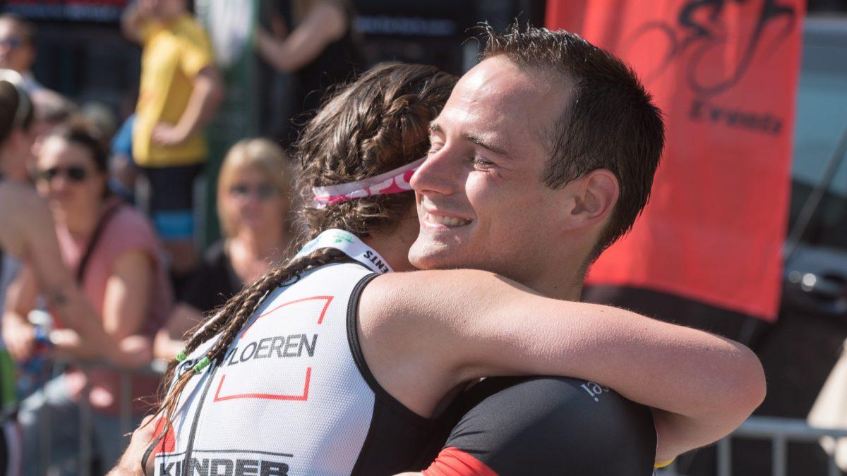 Argenta Sporkin triatlon Veurne in 128 foto's