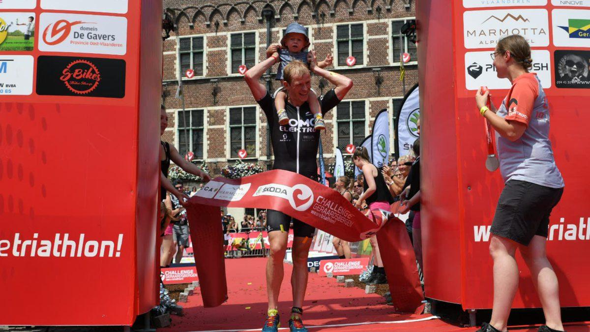 Heemeryck domineert Challenge Geraardsbergen