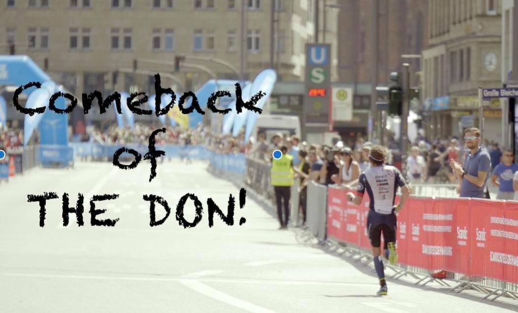 Comeback Tim Don door de lens van Be Movi