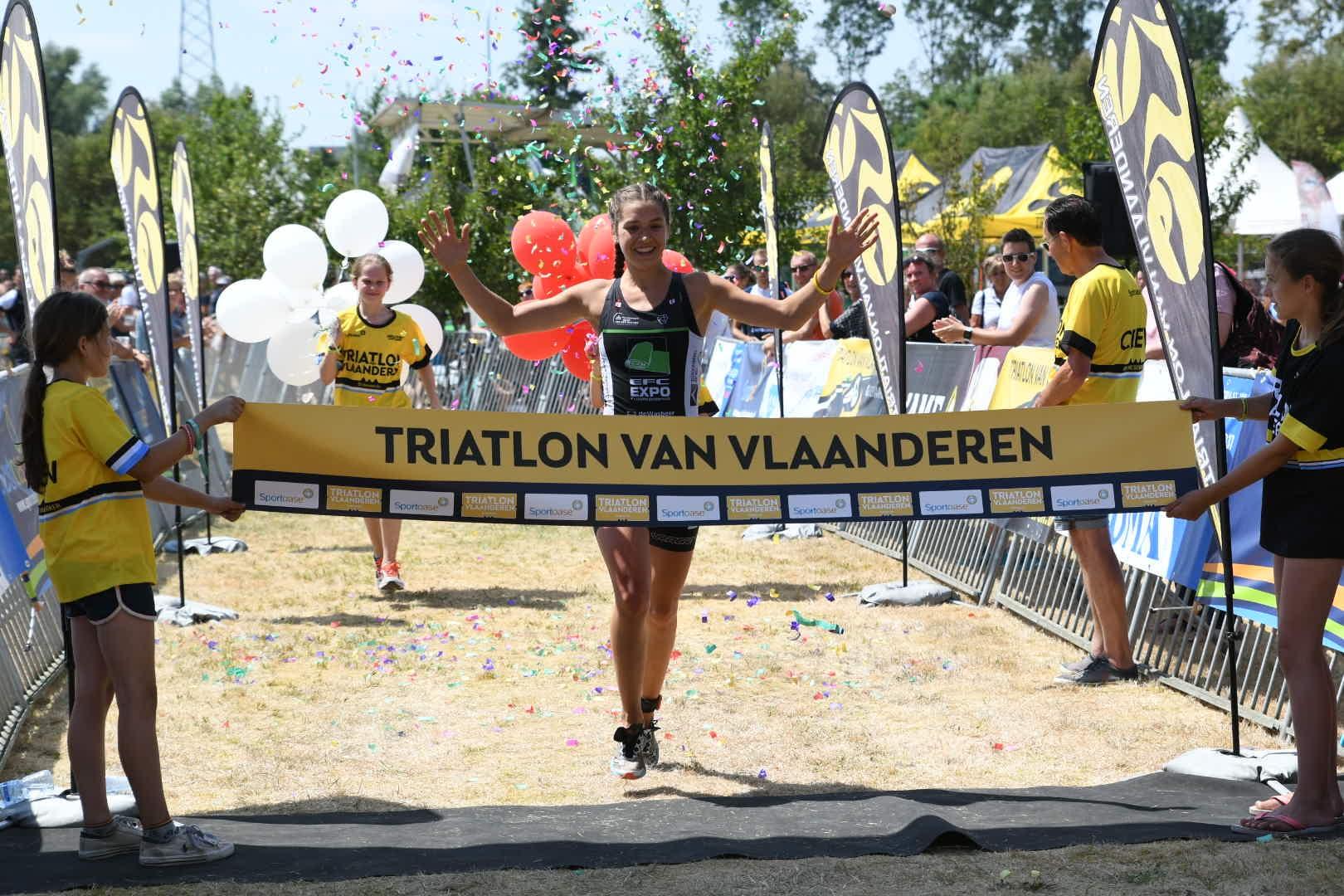 Groen licht in Oudenaarde: seizoensopener met Triatlon van Vlaanderen en duatlon