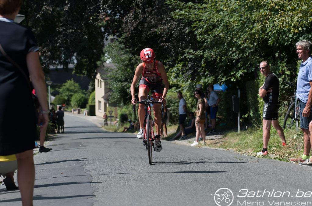 De Triatlon Van Vlaanderen door Mario Vanacker