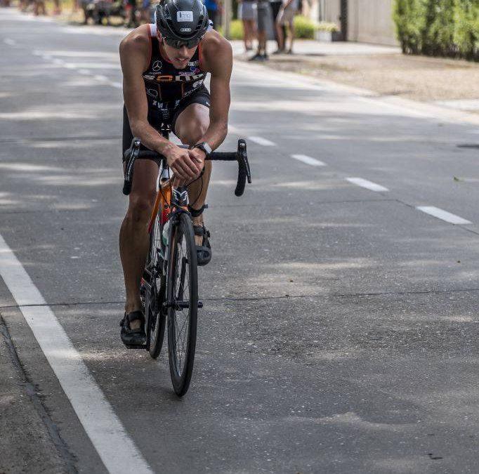 Thomas Jurgens domineert triatlon van Beerse