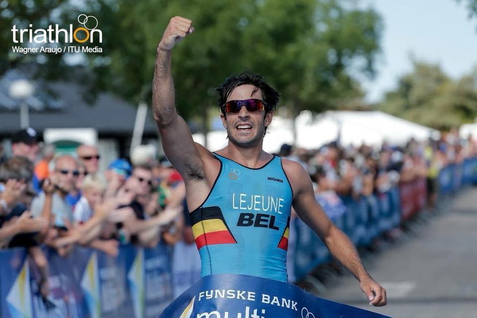 Lejeune bezorgt België 3de wereldtitel