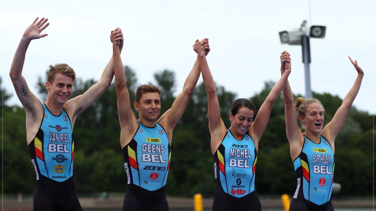 De 'Belgian Hammers' zijn hot na brons op EK MTR