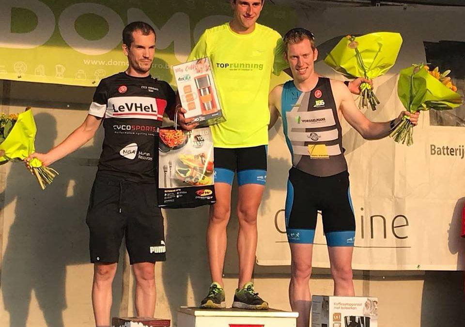 Mooie strijd in de Kempen: duatlon Herentals en triatlon Rijkevorsel