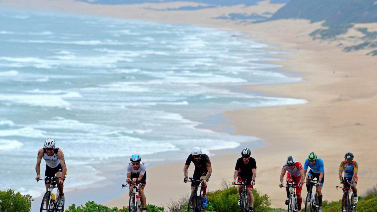 52 Belgische triatleten halen finish WK 70.3 Ironman Zuid-Afrika