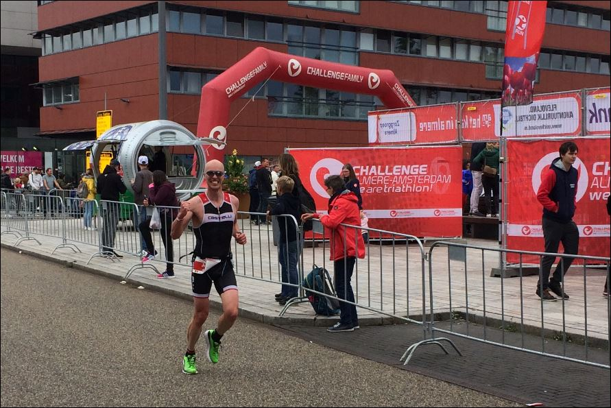 Belgische triatleten presteren sterk in Challenge Almere