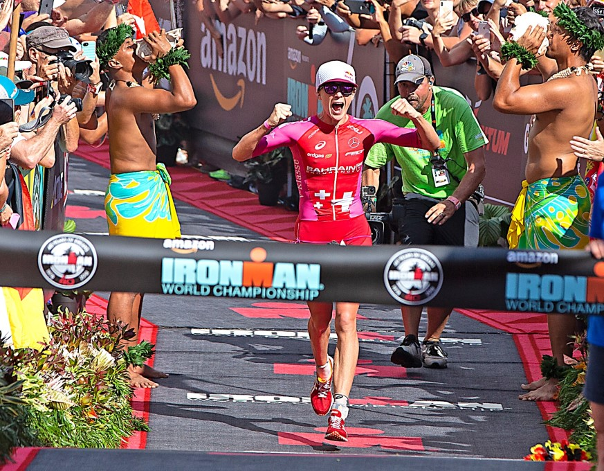 Wint triatlete de Laureus World Sportswoman prijs?