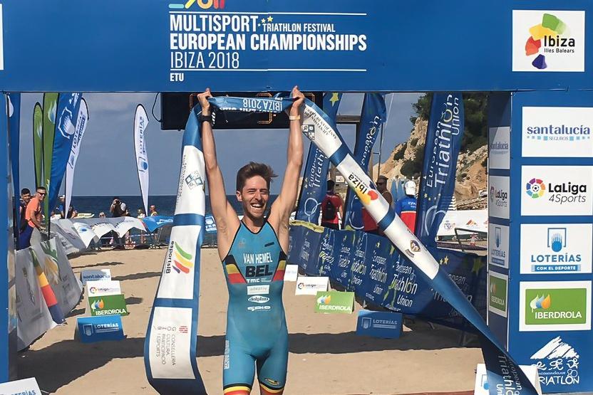 Belgische selectie EK Multisport Festival Targu Mures gaat voor medailles
